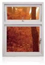 Okno drewniane skandynawskie